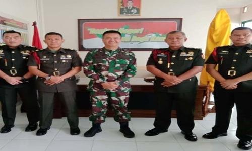 Kegiatan Sidang Keliling Pengadilan Militer III-17