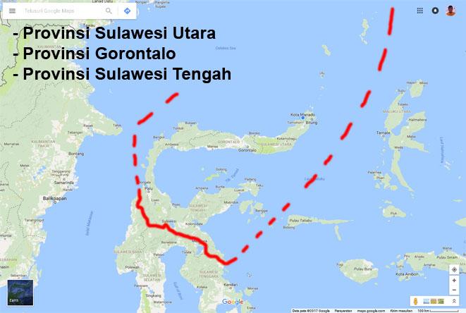 Wilayah Hukum Pengadilan Militer III-17 Manado
